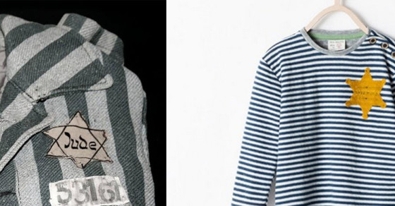 Zara Apologizes, Pulls Kids Holocaust T-Shirts
