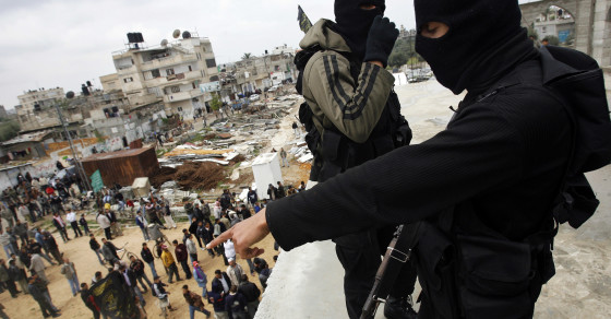 Gazans Leave War Zone Homes to Fight With ISIS
