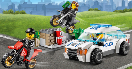For Master Thieves, Legos Are the New Uncut Diamonds
