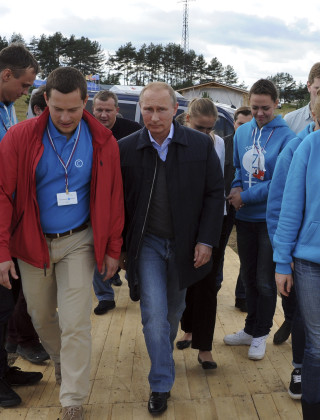 Putin Goes Nuclear on a Bunch of Students