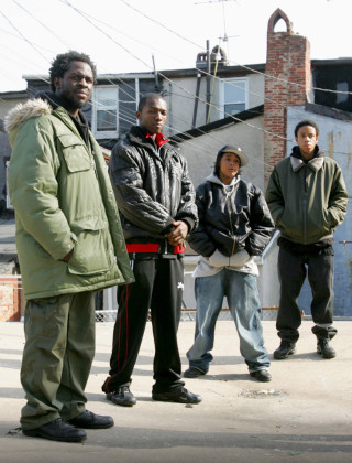 "For ""The Wire"" Actors, There's No Escaping Thug Life"