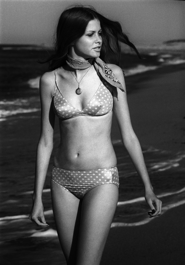 The Evolution of the Swimsuit: Six Decades of Skin and Sand
