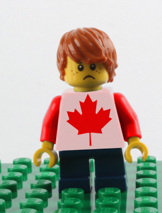 Lego Is Already Ruining Christmas for Canadians