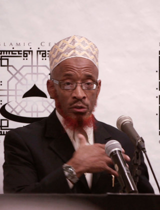 Hard-Line Harlem Sheikh Goes Silent During California Visit