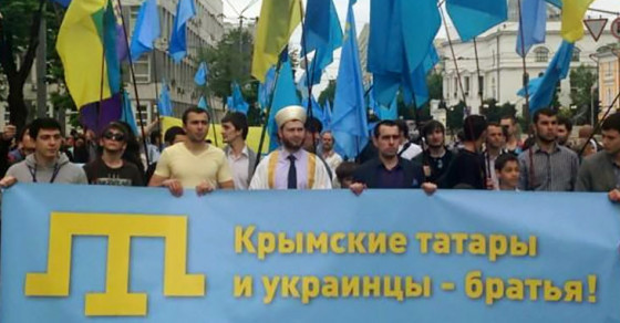 Why Crimea's Tatars Are Hashtagging #Genocide