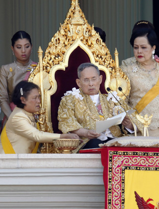 Thailand's Monarchy Is Googling Furiously for Royal Insults