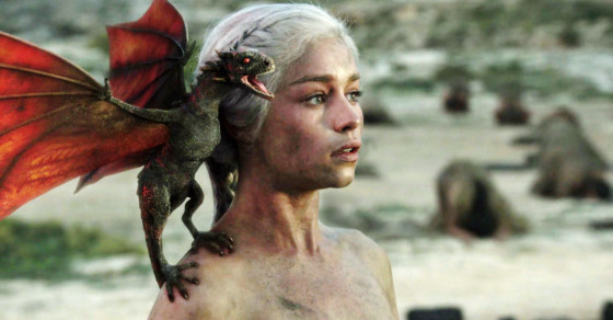 """Game of Thrones"" Author George Martin: Dragons Could Destroy ISIS"