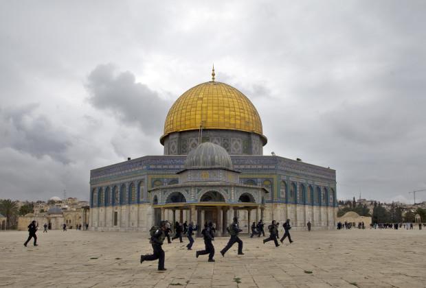 Haram al-Sharif, Al Aqsa Mosque, Jerusalem, Old City, Temple Mount, Third Temple