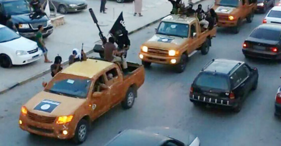 Groups Pledge Allegiance to ISIS in Eastern Libya