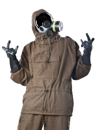The Hottest Ebola-Proof Hazmat Suits Under $2,500