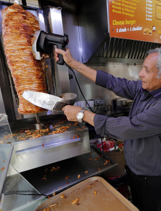 France's Far-Right Declares War on Kebabs