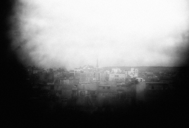 Kilis, Turkey 2013 A view of the city of Kilis, a town on the Turkish - Syrian border. (Photo: Yusuf Sayman)