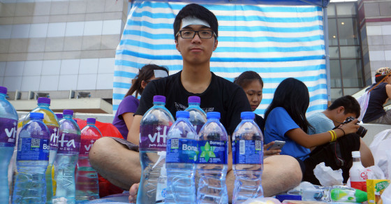 Why We're Here: Hong Kong's Faces of Dissent