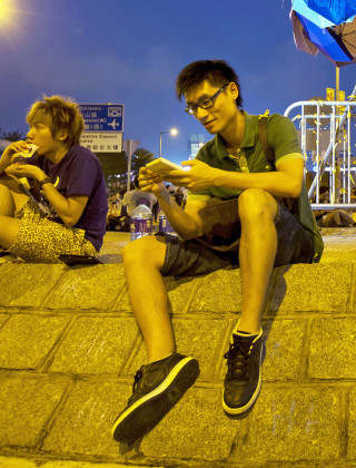 How a Little-Known Concert App Fueled the Hong Kong Protests