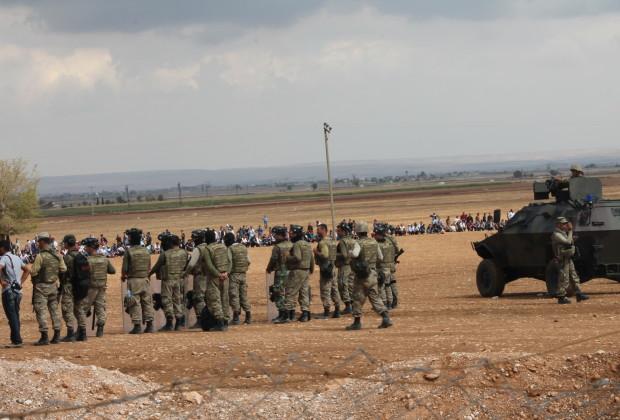 Turkey, Kurds, Syria, ISIS, Istanbul, PKK, border