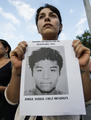 New Graves Found as Search Continues for Students in Mexico