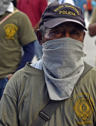 Vigilantes Join the Hunt for Missing Students in Mexico