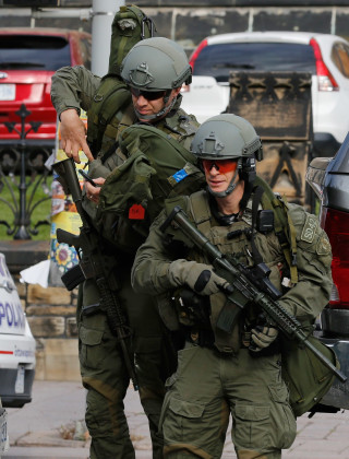 Up-Close Video From the Ottawa Parliament Shootings