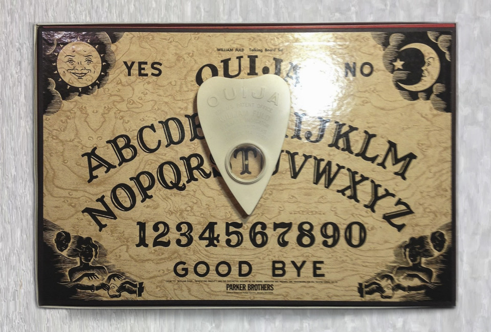 These Amazon Reviews of Ouija Boards Prove We're All Nuts