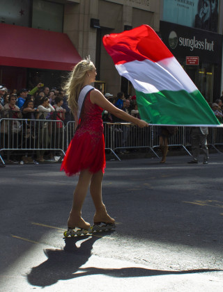 Seattle's Columbus Day Goes Native, Seattle's Italians Go Crazy