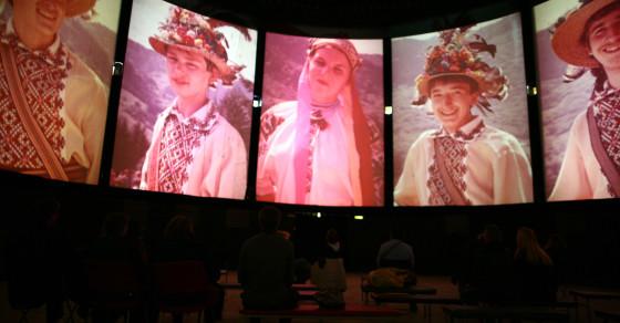 A Flash of Soviet Nostalgia, Flickering on 11 Screens