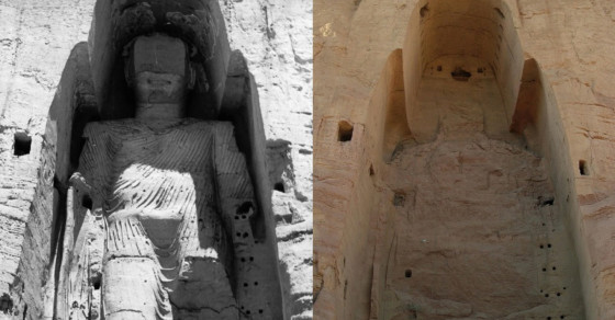 Meet the Guys Who Helped Blow Up the Famed Bamiyan Buddhas