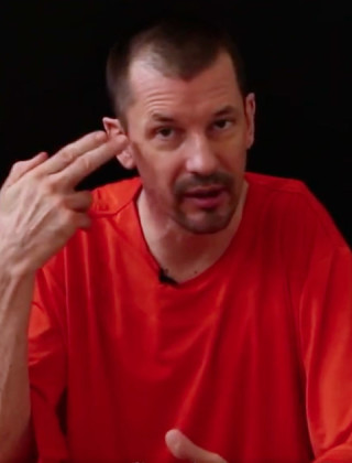 ISIS Captive John Cantlie Is a Propaganda Columnist Now