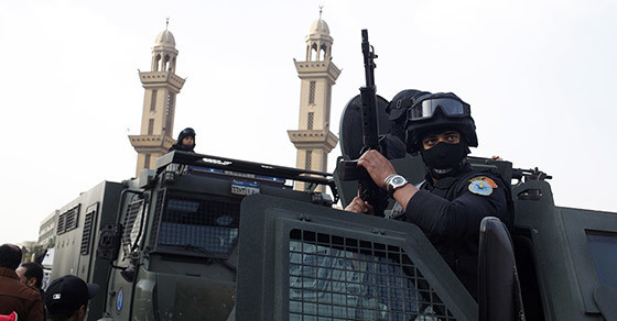 ISIS Claims Responsibility for Terror Attacks in Cairo