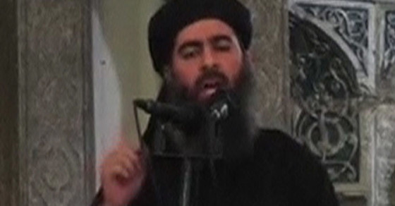 ISIS: Baghdadi Is Alive and Saudi Arabia Is Our Next Target