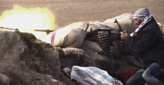 A Rare View From Inside ISIS-Controlled Kobani