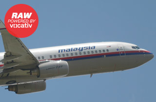 ukrainian fighter jet shooting down malaysia airlines flight 17