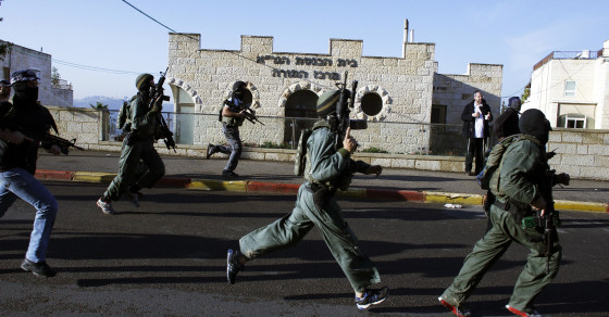 Five Killed in Bloody Attack on Jerusalem Synagogue