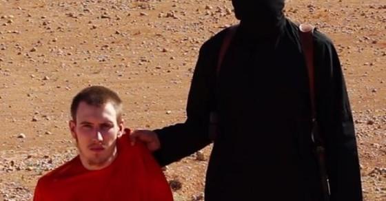 ISIS: We Killed Peter Kassig