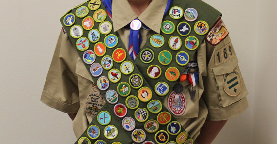 The 7 Objectively Weirdest Boy Scout Merit Badges