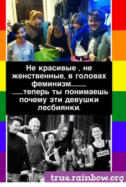 anti lesbian picture