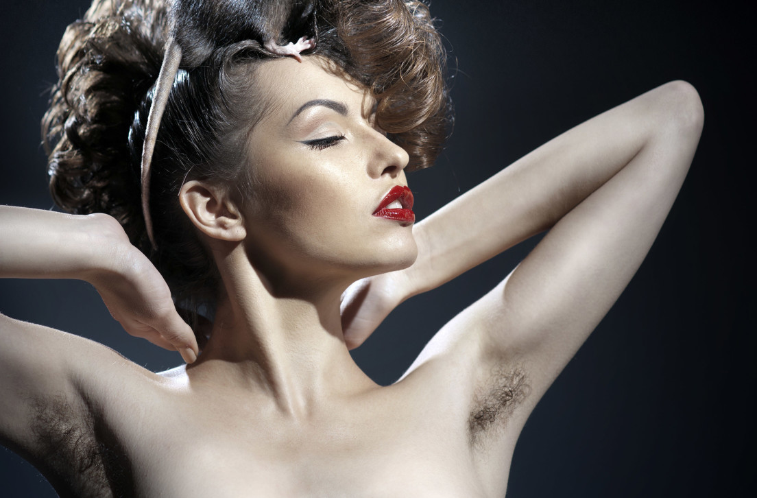 Take That, Veet: Here Are the Best Hairy Armpits on Tumblr ...
