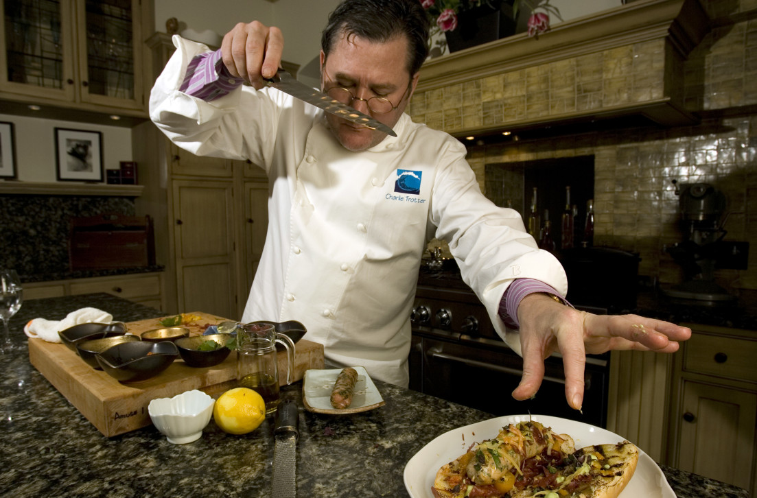 chef charlie trotter Corby kummer remembers chicago's charlie trotter, who was found dead at age 54 on tuesday.