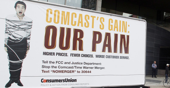 One Tiny City Takes a Stand Against Big, Bad Comcast