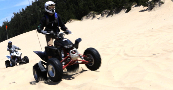 A Five-Day Beach Party for Dune Buggies