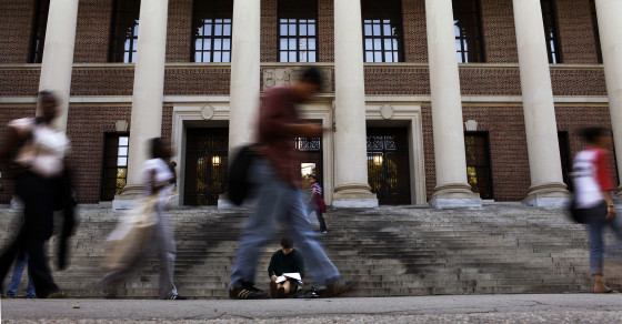Harvard Law Professors Slam Government Stance On Sexual Assault