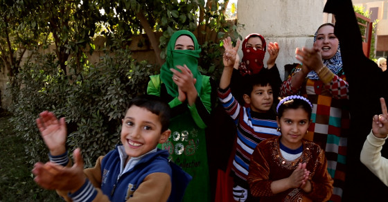 ISIS vs. Iran: Shiite Militias Liberate Iraqi Town