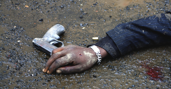 Kenya's Notorious Police Force Shoots First and Investigates Later
