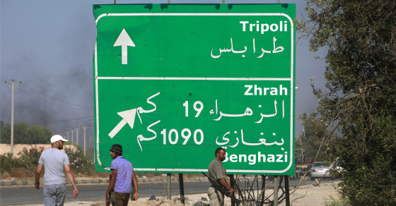 ISIS To North Africans: Syria's Too Far? Come To Libya