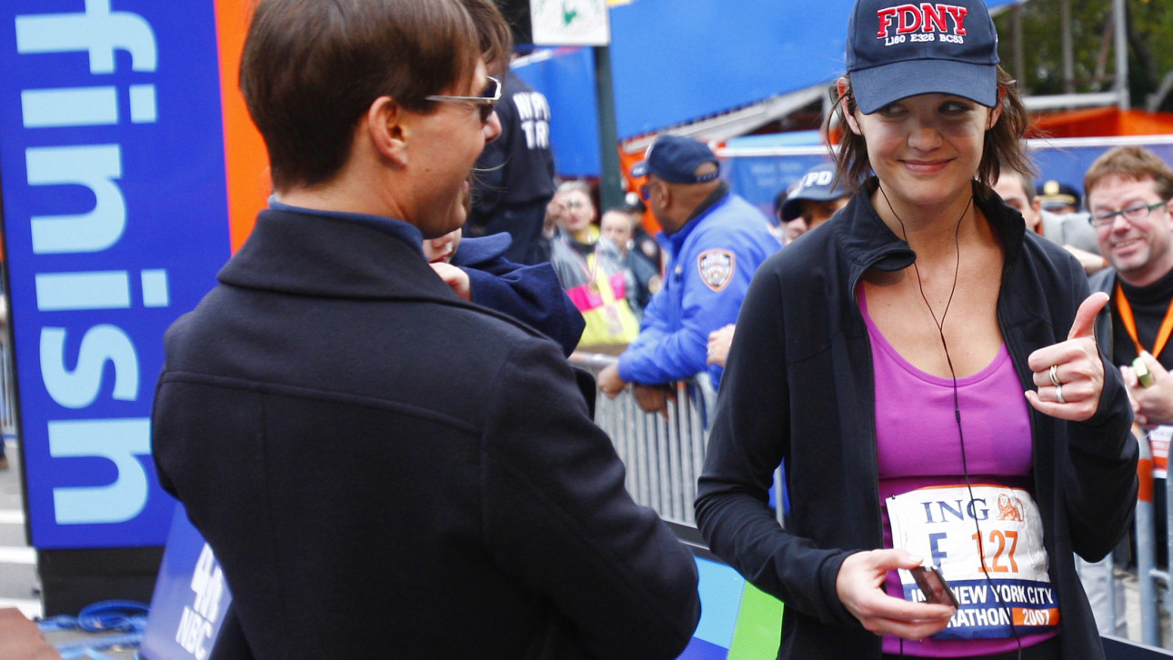 NYC Marathon Results 2010: How Did the Celebrities Do ...