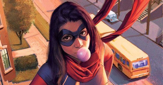 Marvel's Kamala Khan Is Fighting Anti-Islam Bus Ads In San Francisco