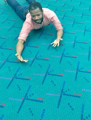Why Have 29,000 People Taken Selfies With This Hideous Carpet?