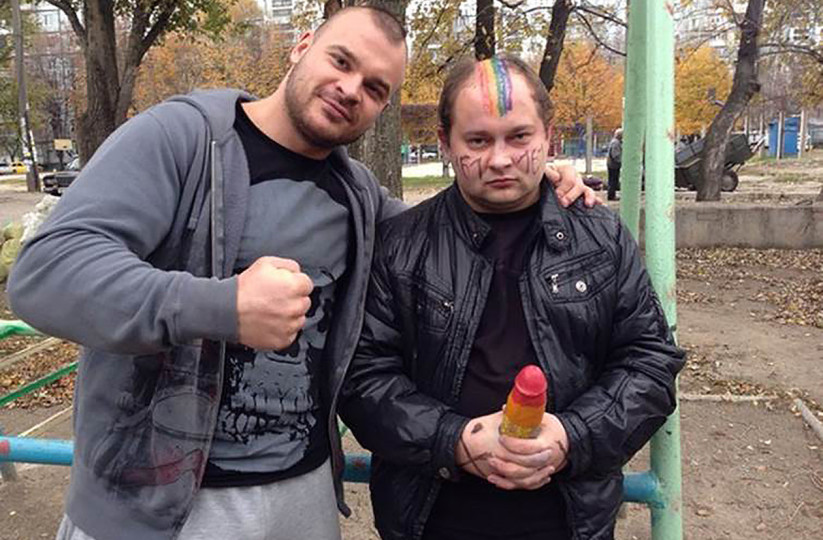 Russian Russians Woman Gay Russian 40