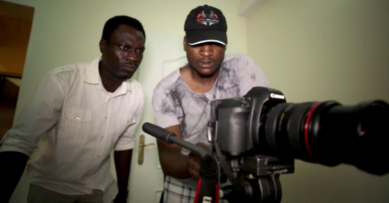 In Three Days and for a Few Thousand, We Made Our Own Nollywood Film
