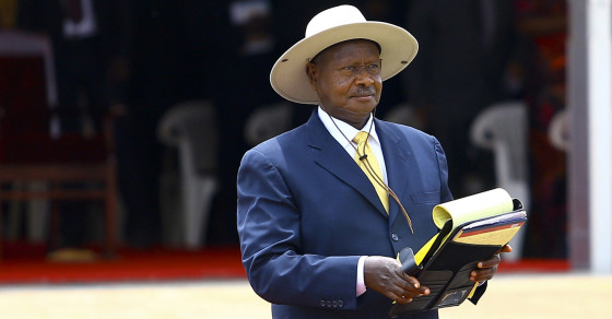 Uganda's President Museveni: Gays Aren't So Horrible After All