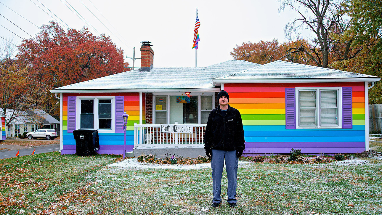 homosexuality and the american baptist church Conservative american baptists set to that resolution was proposed by a church loyal to american baptist the homosexuality-friendly rochester.